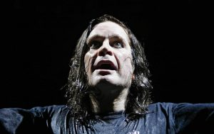Ozzy Osbourne Performs Live In Concert in London