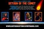 Enter to win tickets to Return of the Comet