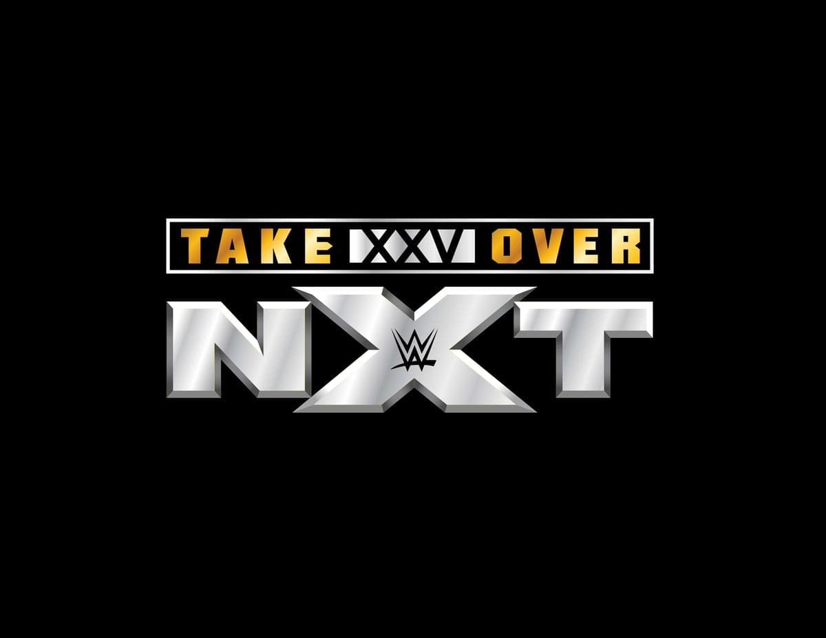 Win tickets to WWE NXT Takeover XXV
