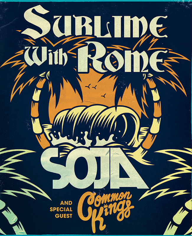 Win tickets to Sublime with Rome