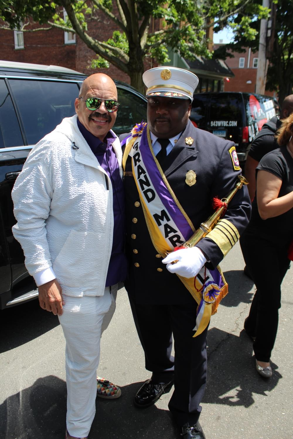 Freddie Fixer Parade with Tom Joyner and Metro PCS