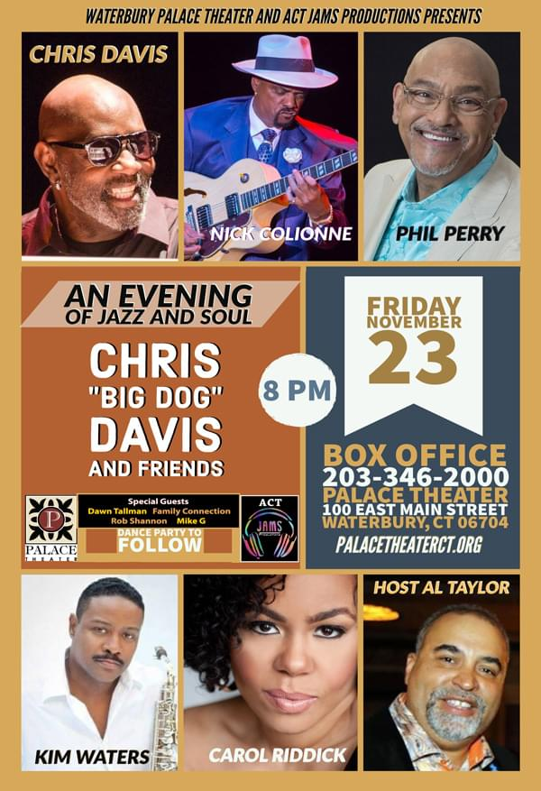 An Evening of Jazz and Soul