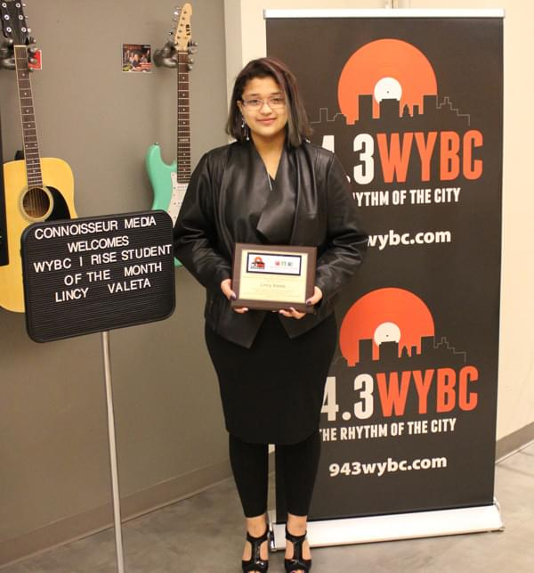 "WYBC ""I Rise"" Student of the Month: February 2019"