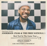 Anderson Paak & The Free Nationals