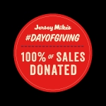 Jersey Mike's Subs Day of Giving