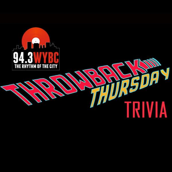 Throwback Thursday Trivia