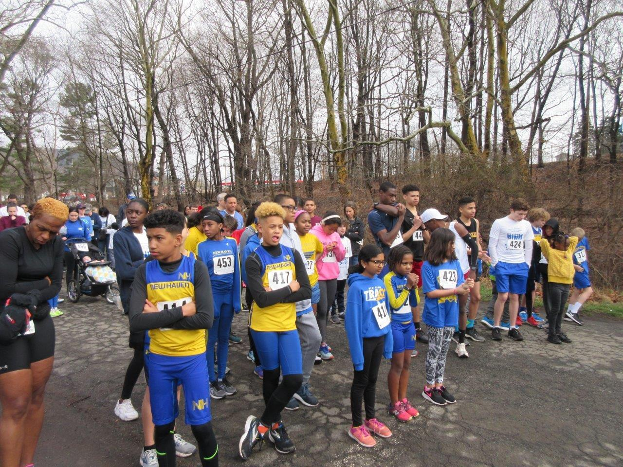 Coach T Run for Youth 4/6/19