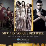 Enter to win: SWV, En Vogue and Ginuwine