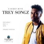 Enter to win: A Night with Trey Songz