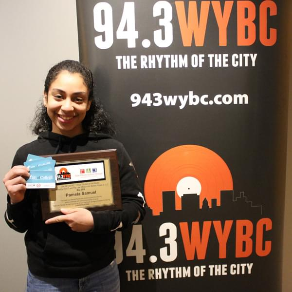 "WYBC ""I Rise"" Student of the Month: May 2019"