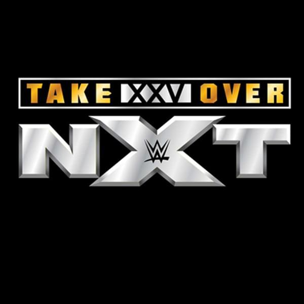 WWE NXT Takeover 25 at Webster Bank Arena