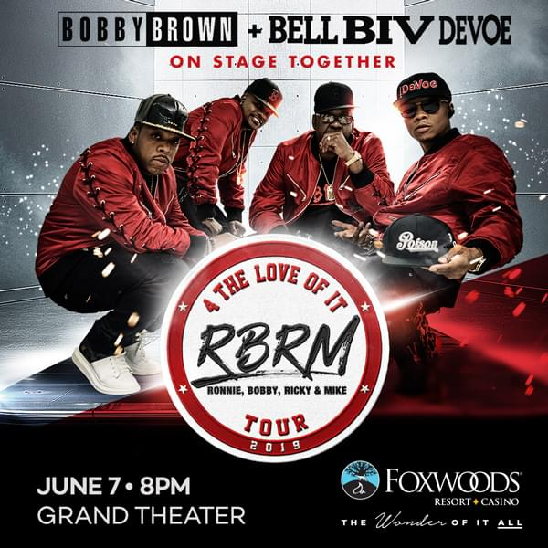 Enter to win: Bobby Brown & Bell Biv DeVoe
