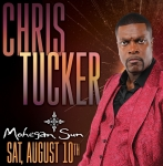 Chris Tucker at Mohegan Sun Arena