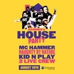Enter to win: Hammer's House Party