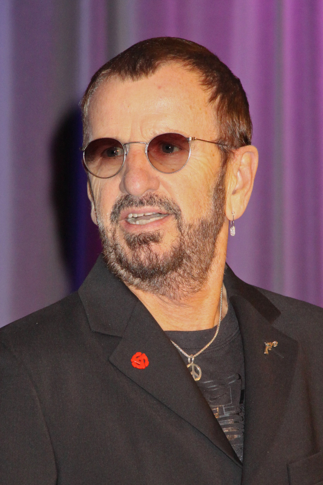 Call Ringo Starr Sir From Now On