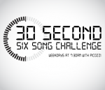 30 Second 6 Song Challenge