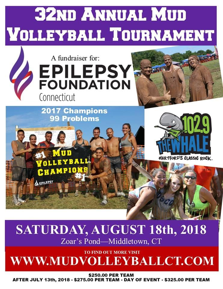 32nd Annual Mud Volleyball Tournament