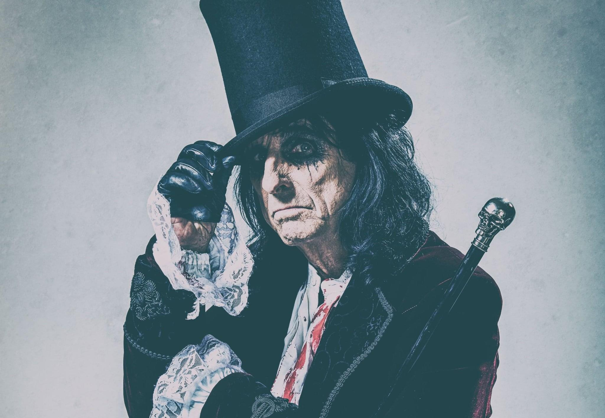 Win tickets to Alice Cooper