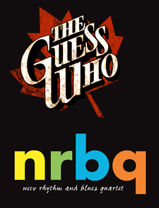102.9 The Whale presents The Guess Who & NRBQ