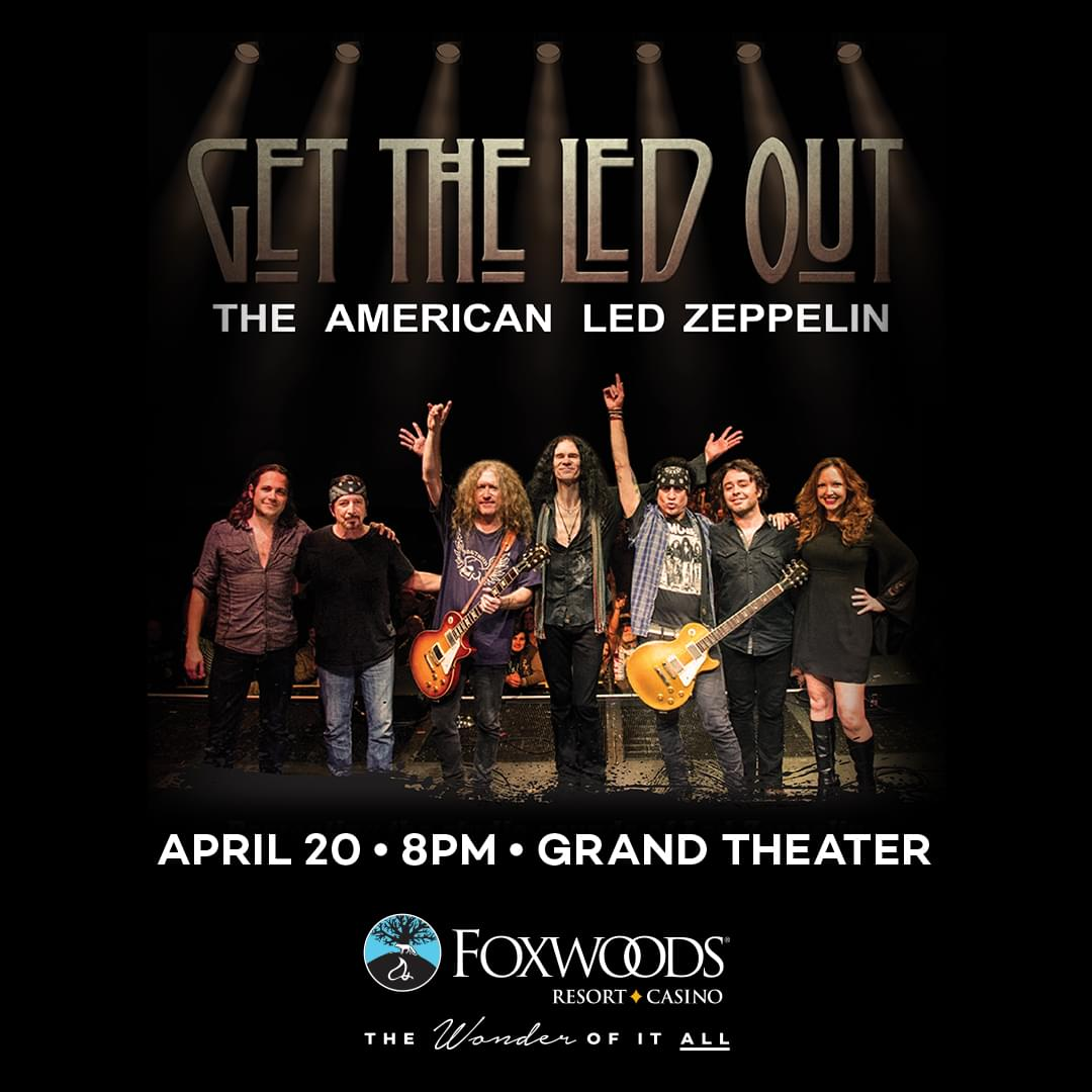Win tickets to Get the Led Out