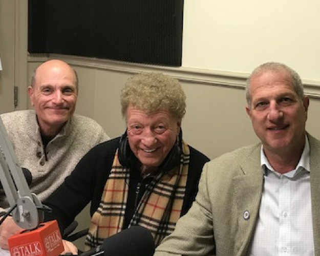 Brad & Dan podcast- Jan. 31, 2018: Lauretti says his proven track record qualifies him to be governor