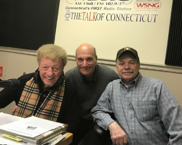 Brad & Dan Podcast- Feb. 28, 2018: Kolb and Wiknik talk about Vietnam War and their books