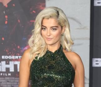 Bebe Rexha calls on Dolly Parton's designer for a new lid