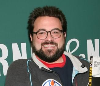 Director Kevin Smith has dropped 43 pounds since suffering a heart attack