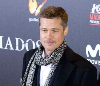 Brad Pitt's GF may have moved on