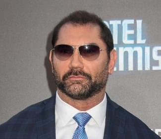 Dave Bautista wants back in the ring
