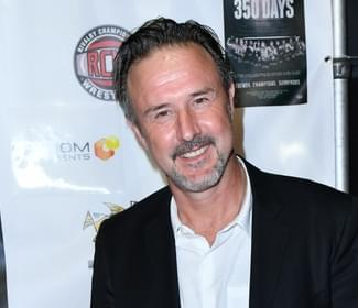 David Arquette seriously injured in a wrestling mishap
