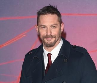 Tom Hardy names his son Forrest
