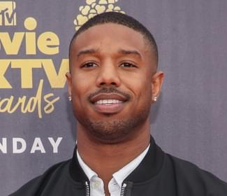 Michael B. Jordan talks about playing Superman