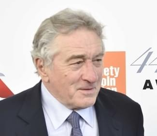 Robert DeNiro received a pipe bomb during his first day of shooting the new Joker movie