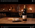 How To Open Wine Without A Corkscrew Like John Legend