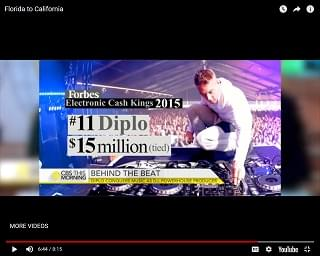 Diplo Releases Short Documentary