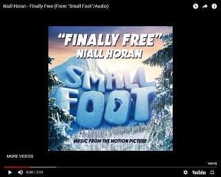 Niall Horan Releases New Song