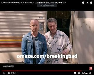 Breaking Bad Celebrates Anniversary With Fundraiser