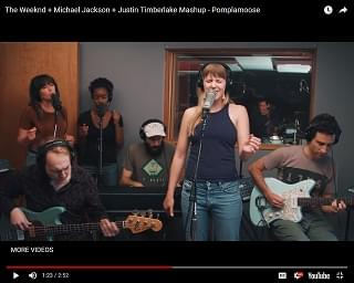 Pomplamoose Mashes Up The Weeknd + Michael Jackson + Justin Timberlake