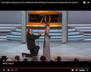 The Internet Loses Its Mind Over Emmy Proposal