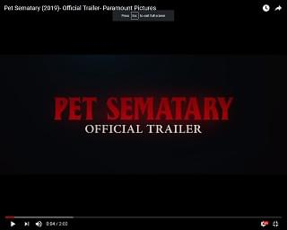 """First Look – """"Pet Sematary"""" Trailer"""