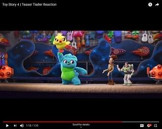 """Disney Releases Another """"Toy Story 4"""" Teaser"""