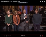 """Saturday Night Live"" Stages ""The Office"" Mini-Reunion"