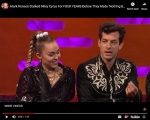 """Mark Ronson Says He """"Stalked"""" Miley Cyrus To Collaborate"""