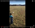 Viral Video of the Day: Kid's First Rocket Launch