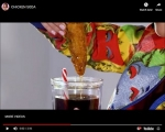 Chicken Nugget And Coke Girl Gets Music Video