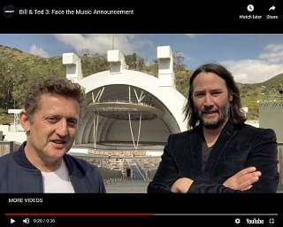 """A New """"Bill & Ted"""" Adventure Is Coming"""