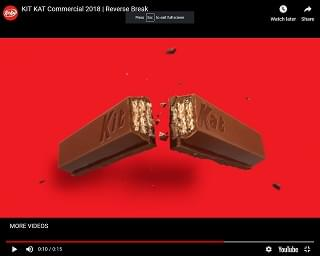 A Racy Kit Kat Commercial Draws The Attention Of A Conservative Group