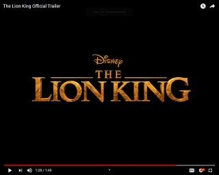 """The Lion King"" Trailer is Out"