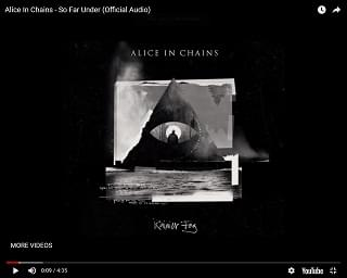 New Alice In Chains Album